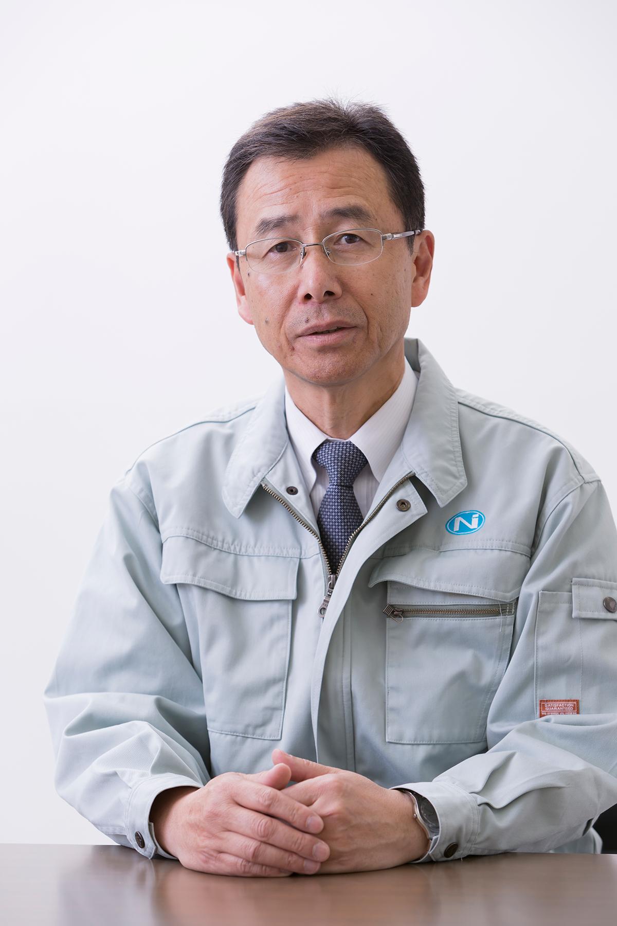 代表取締役社長 澁谷俊一